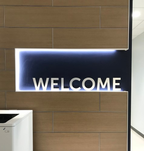 Wurz Sign Systems Interior Signs Company Philadelphia PA