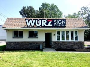 Wurz Sign Systems Professional Commercial Sign Company