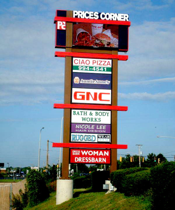 Wurz Sign Systems LED Readerboard Signs Design