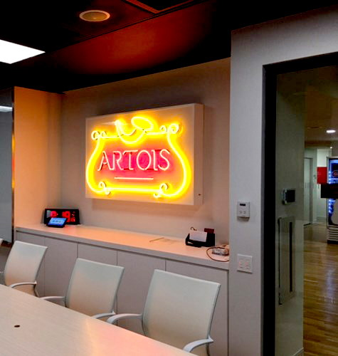 Wurz Sign Systems Neon Signs Installation Services