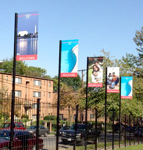Wurz Sign Systems Professional Custom Banners Creation