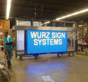 Wurz Sign Systems Hottest Signage Trends 2021